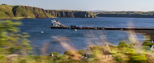 Uig Ferry Pier