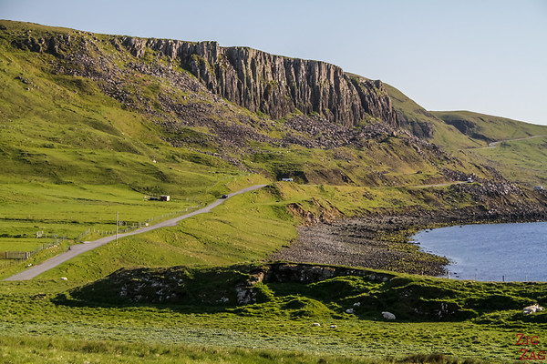 North Skye cliffs 2