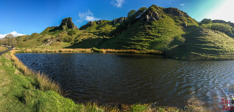 Fairy Glen Skye - mini loch 1