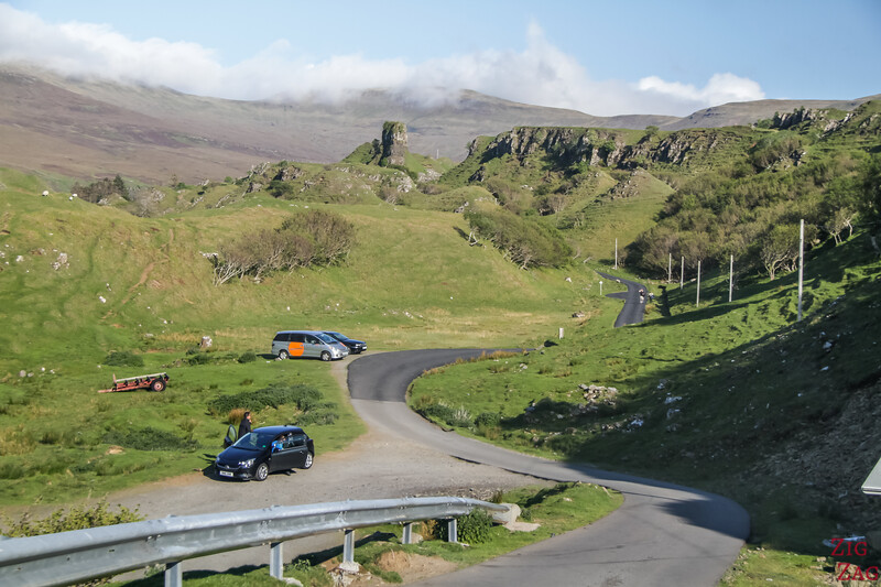 How to get to Fairy Glen Skye 2 Location Fairy Glen Skye