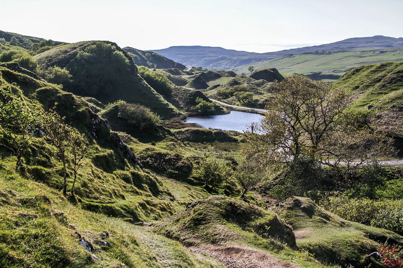 Fairy Glen Skye - the view 3