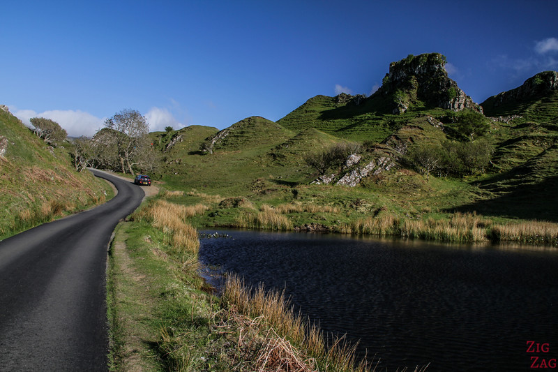 Fairy Glen Skye Ecosse