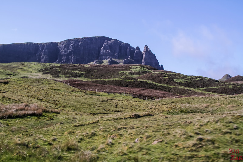 Quiraing Isle of Skye - Trotternish ridge 1
