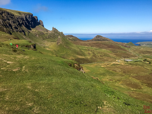 Point de vue Quiraing Ile de Skye Ecosse 3