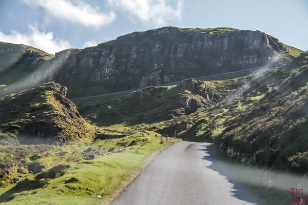 Comment aller à Quiraing Ile de Skye