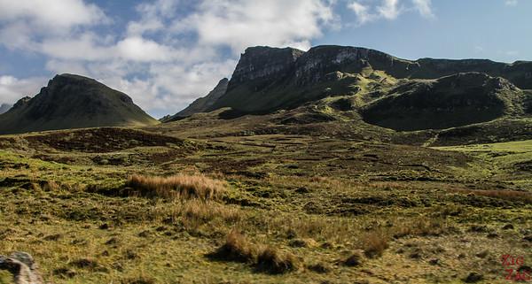 Quiraing ile de Skye - Crête de Trotternish 4