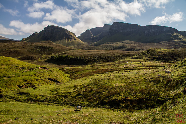 Quiraing ile de Skye - Crête de Trotternish 2