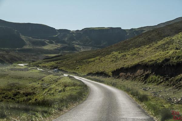 Route de Quiraing Skye 2