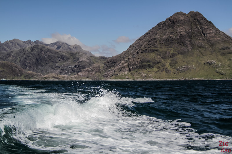 Elgol Boat Trip return 1