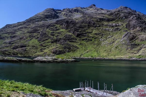 Randonnée Loch Coruisk 2