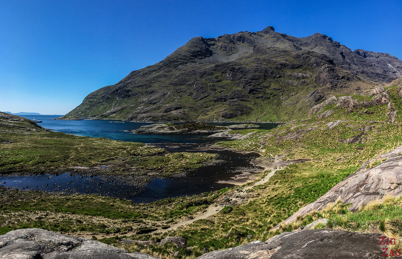 Photos of Scotland - Near Loch Coruisk