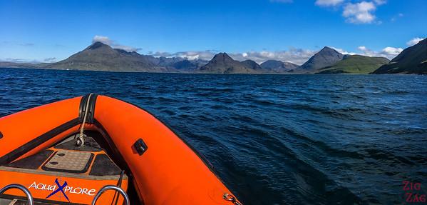 Bateau Elgol Loch Coruisk Skye Ecosse 2