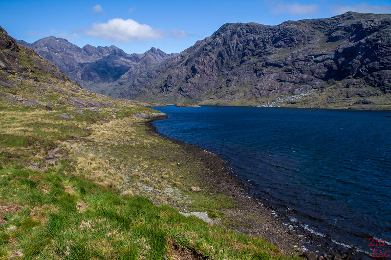 Top Scotland Attractions Lochs - Loch Coruisk