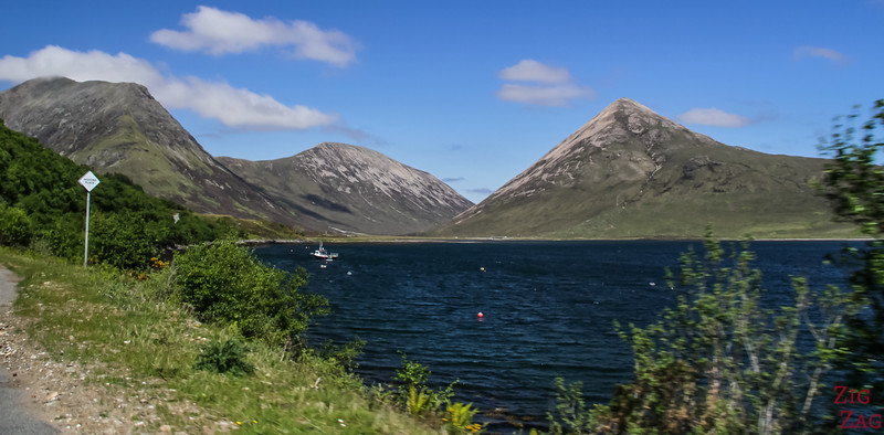 List of Scottish lochs - Loch Slapin