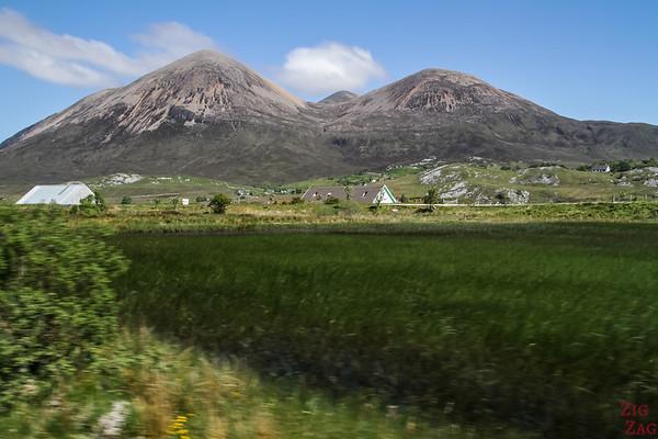 Beinn na Cro And Beinn na Caillich 2