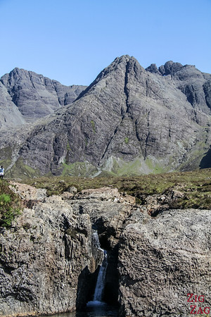waterfall Fairy Pools Skye 7