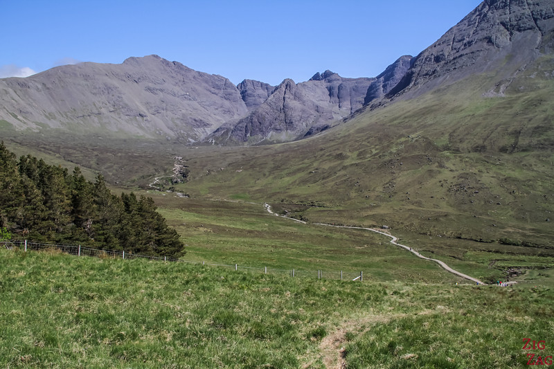 the Fairy pools walk
