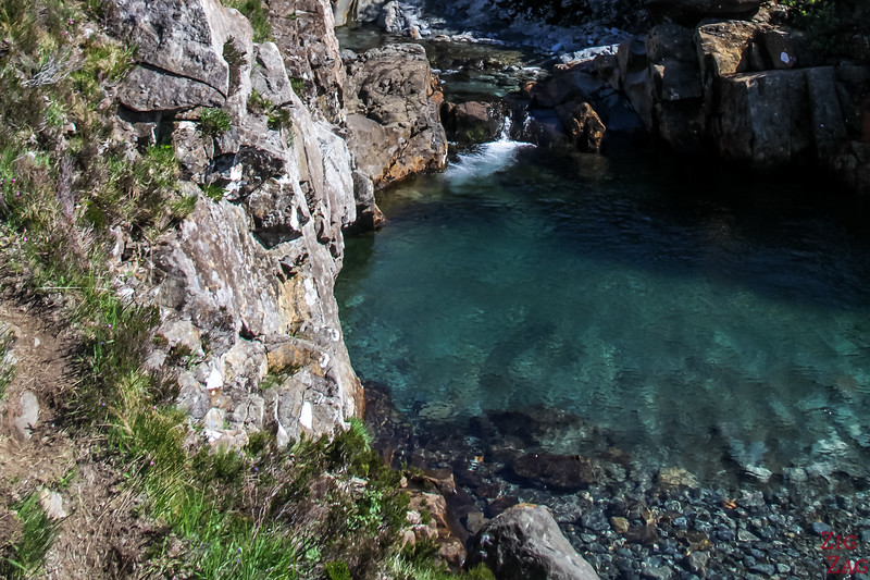 Piscines des fées - Fairy pools ile de Skye 3