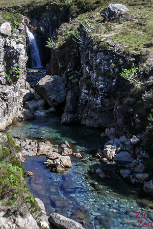 Cascades des Fairy Pools Skye 6