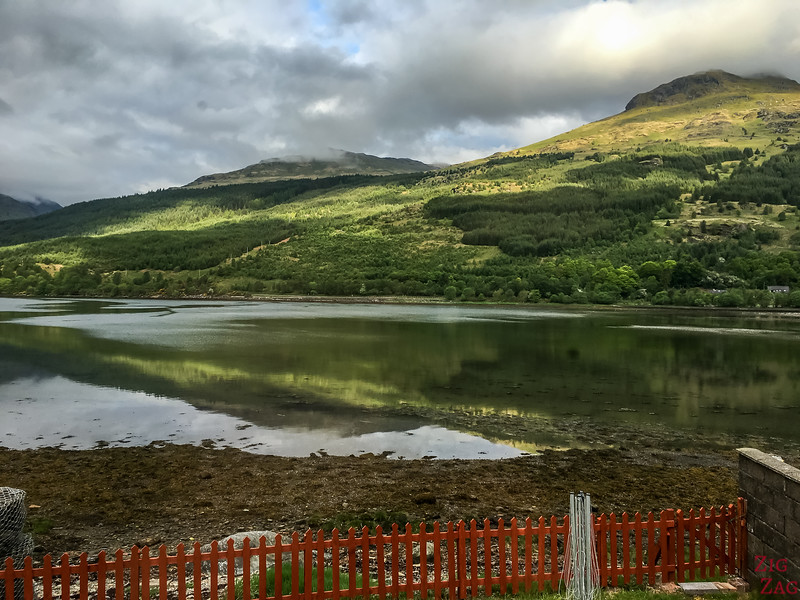 Lochs of Scotland list - Loch Long