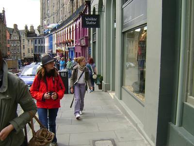 Edinburgh for The Gathering, 2009