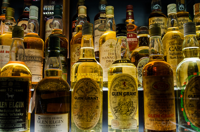 The World's Largest Scotch Whisky Collection