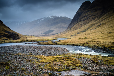 Glencoe and Glen Etive