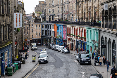 Victoria Terrace Edinburgh