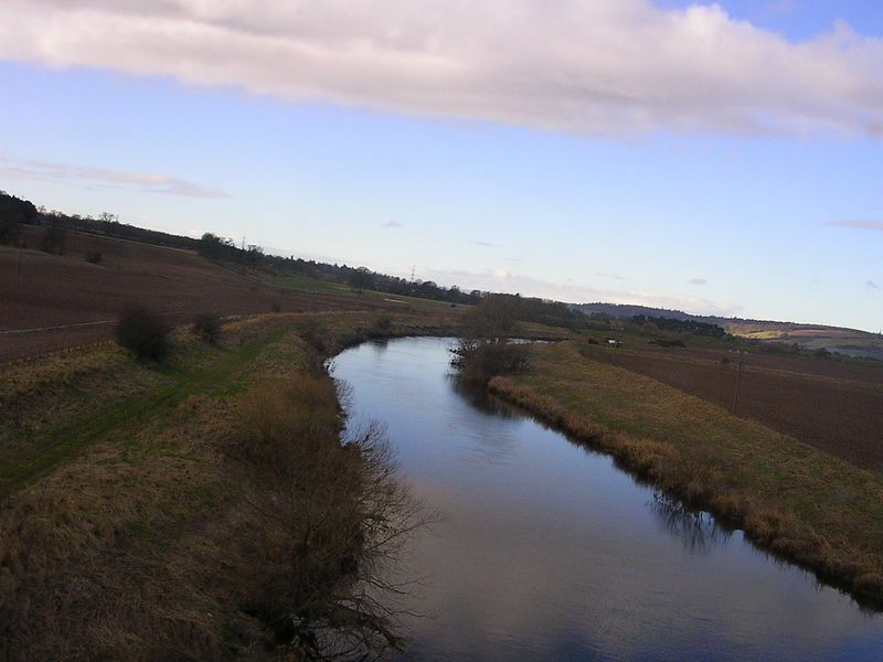 Interesting river in Scotland.