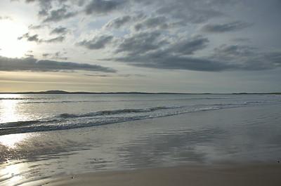 Kintra beach, Loch Indaal, Islay