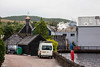 Glenfiddich is the only distillery set up to woo visitors. This is a sort of behind the scenes view.