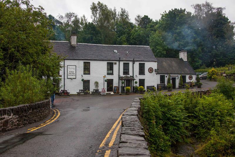 Inn at the Falls of Docharty.
