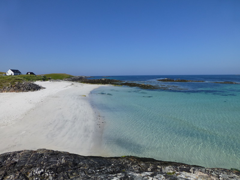 Isle of Tiree Scotland