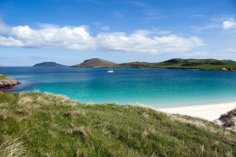 Isle of Vatersay Scotland