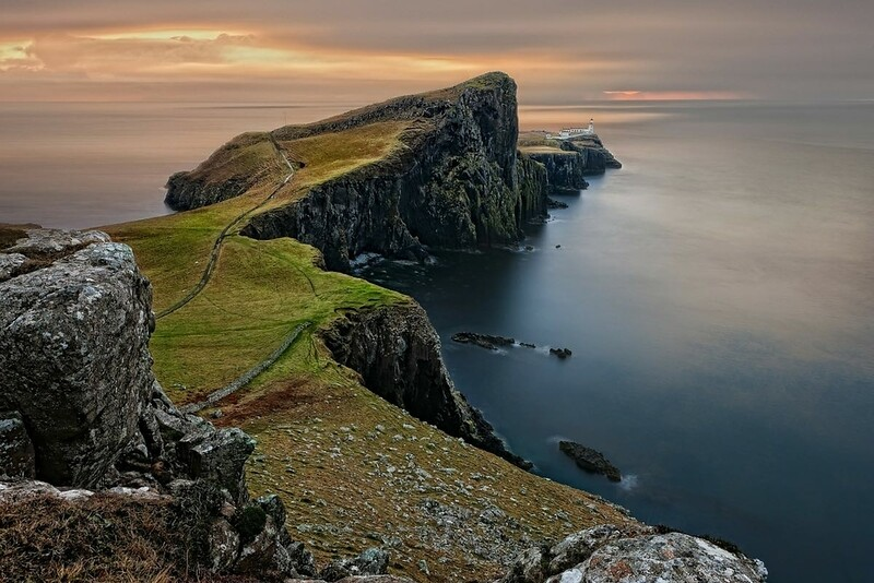 Phare Nest point Ile de Skye
