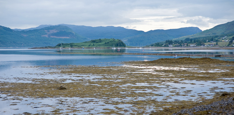 Loch Carron, evening