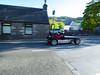 Walking through Pithlochry when a Caterham came screaming up the road.
