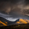 Sunshine in The Storm at Glencoe