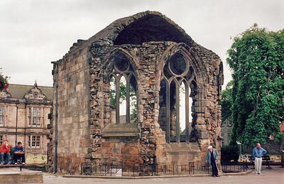 Abbaye St Andrews East Newkt of Fyfe Scotland - Jun 1996
