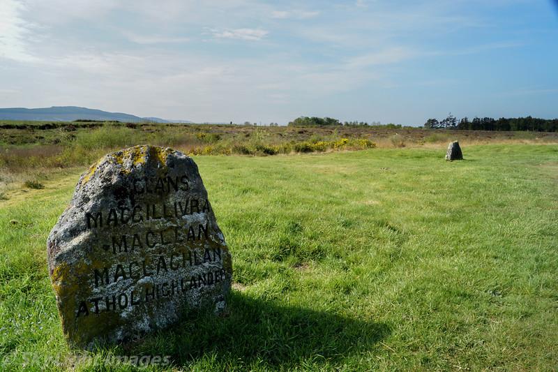 Culloden Battle Field