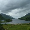 Hogwarts Lake! (Loch Shiel). The castle was about halfway down the lake on the right.