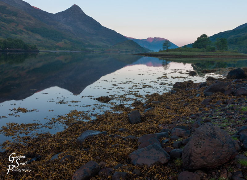Loch Levan Reflection