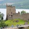 Castle Urquhart-ruin 13th century, Loch Ness