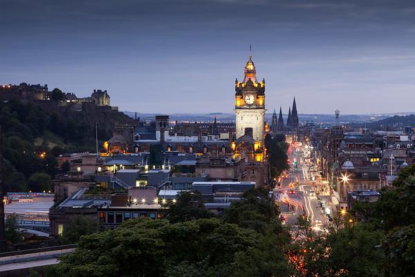 Edinburgh, Scotland, UK, 2011