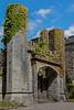 Clan Donald Castle Ruins