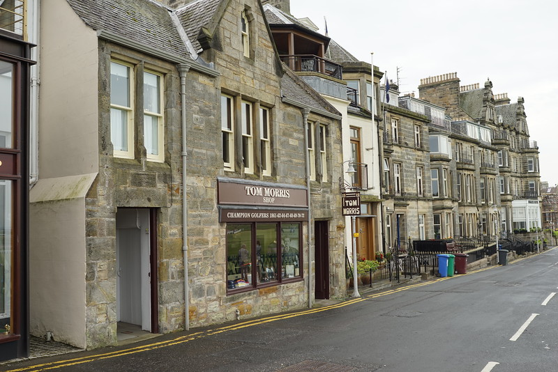 Tom Morris Golf Shop St Andrews