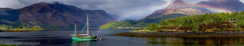 Isles of Glencoe, Ballachulish