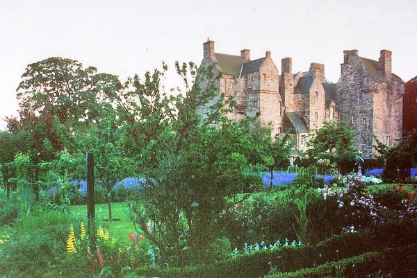 Kellie Castle St Andrews East Newkt of Fyfe Scotland - Jun 1996