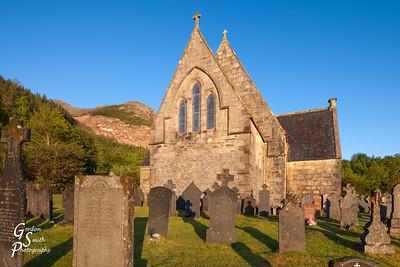 Loch Levan Chapel