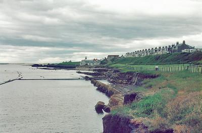 St Monance East Newkt of Fyfe Scotland - Jun 1996